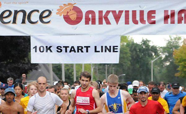 Nutrience Sponsors the 2014 Oakville Half Marathon