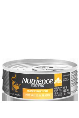 Dog Food Nutrience Sub Zero Fraser Valley Canada