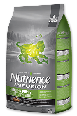 Nutrience Infusion – Healthy Puppy, Chicken Formula