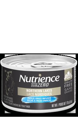 Nutrience Subzero Northern Lakes Dog Food