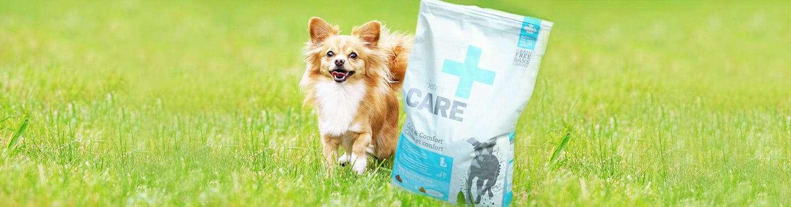 Nutrience Care Calm & Comfort dog anxiety