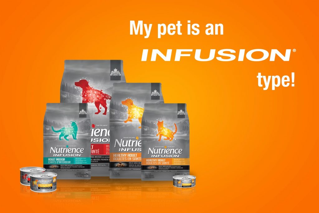 My pet is an Infusion type