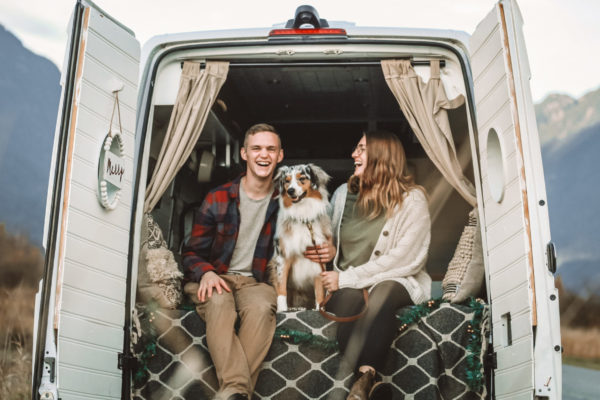 The Challenges and Benefits of Living in a Van With Your Dog